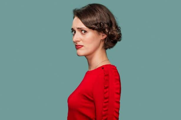 fleabag, phoebe waller bridge, national theatre live, poplar union, hot priest, london, theatre