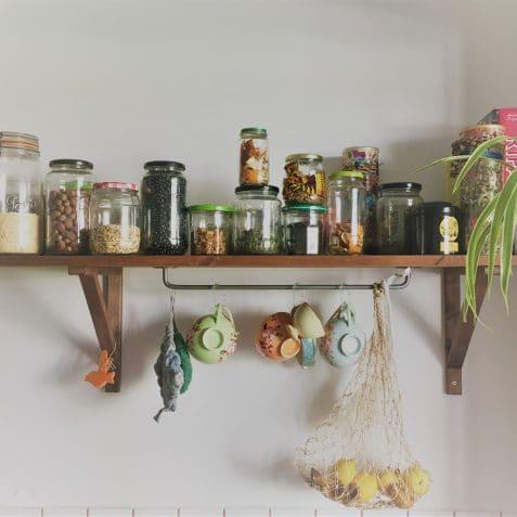 Sunny jar Eco Hub, Poplar Union, eco, zero waste lifestyle, low carbon footprint, ideas for lockdown