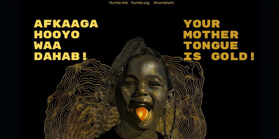 Numbi arts, poplar union, black history month, mother tongue, east London, live stream, free event