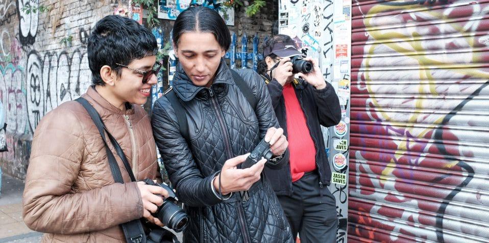 Stories We Tell, Photography Workshop, Pierre Bureau, Poplar Union, free photography project, poplar, tower hamlets