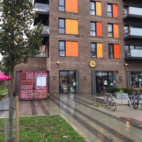 Poplar Union, tower hamlets, arts centre, community hub, places to go in Poplar, cafe, art, culture, gallery, theatre, music venue, east London, workshops near me, live performances, live music near me