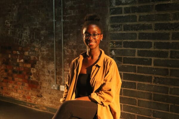 Jessica Mensah, purple moon drama, poplar union, film screening, women in focus 2021, rocks