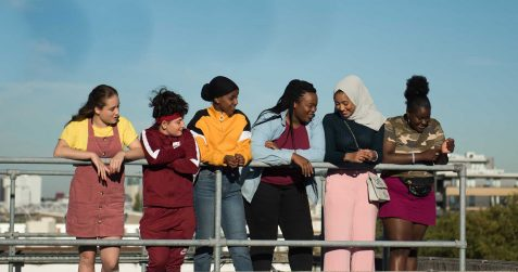 Rocks, Sarah Gavron, Poplar Union, Women in Focus 2021, Tower Hamlets, free film screening, Poplar, Pop-corn presents, film club near me, international womens day, march