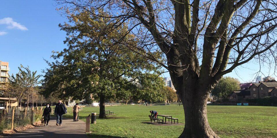 Bartlett park, poplar union, sunny jar eco hub, nature trail, spring workshop, family activity, east london, poplar, tower hamlets parks, things to do in April