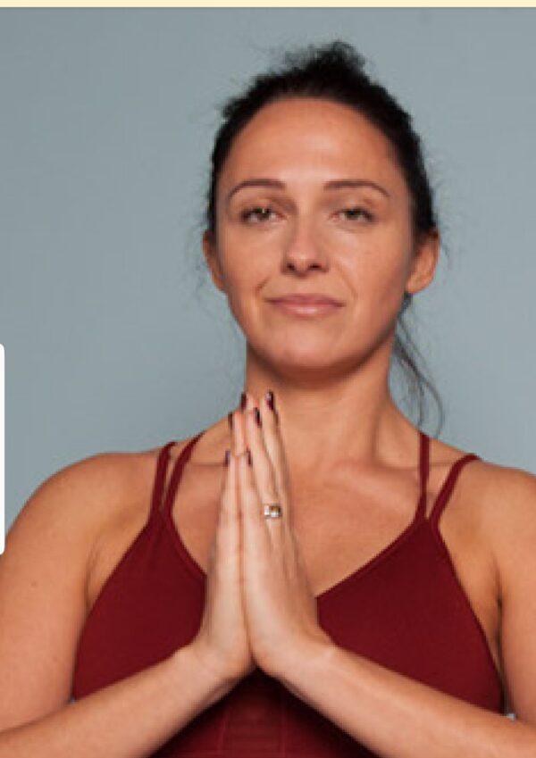 Sarah anderson, yoga classes, poplar union, east london, tower hamlets