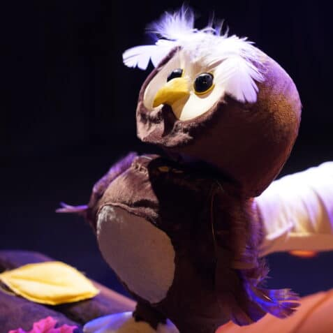 Moon on a Stick, Baby Bear , poplar union, east London, tower hamlets, kids theatre, children's theatre, things to do with the kids, toddlers, babies, poplar, arts centre