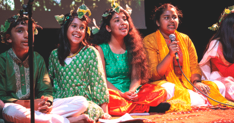 Anandadhara, poplar union, South Asian music and poetry