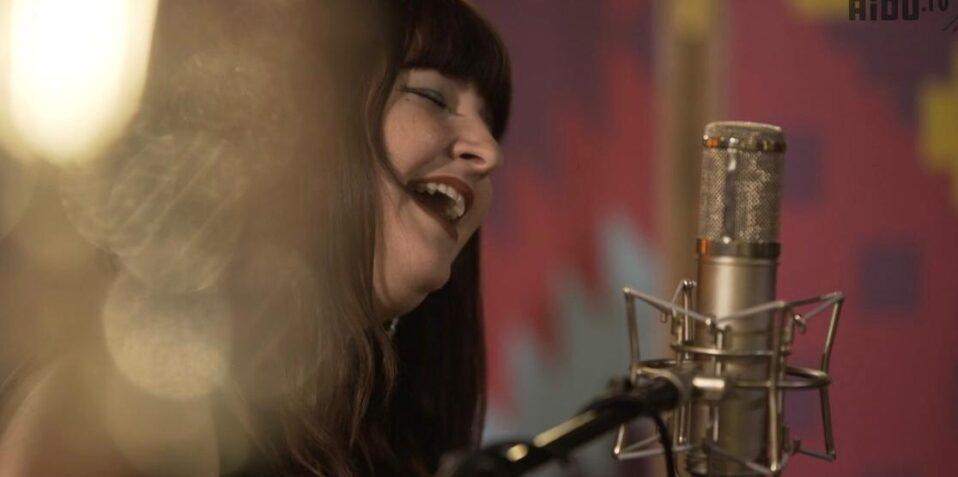 POP-Park sessions, Leonie Evans, poplar union, gigs near me, free gigs, live music near me, outdoor gigs, Bartlett park