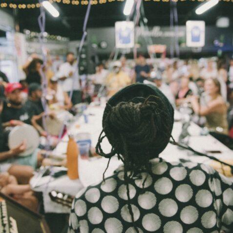 samba da raiz uk, Poplar Union, black history month