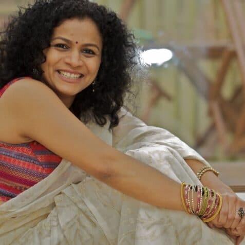 Move. Pause. Connect. With Anuradha Gupta, mindful mess festival 2021, poplar union, yoga workshop, mental health